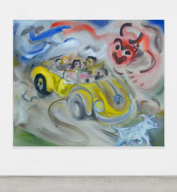 , 'Nasty Work,' 2018, Magenta Plains