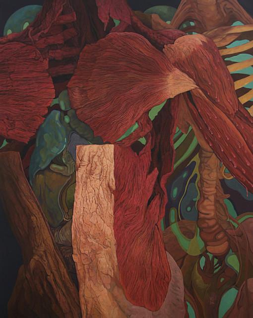 , 'Spirited Away ,' 2016, G13 Gallery