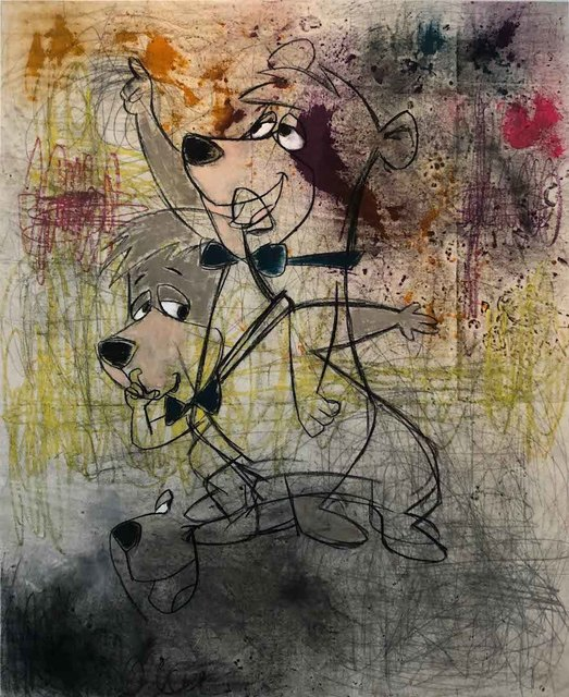 George Morton-Clark, 'Bear Gorbachev', 2018, Artual Gallery