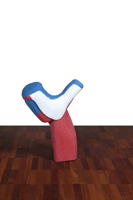 , 'A consciência,' 2014, Galeria Estação