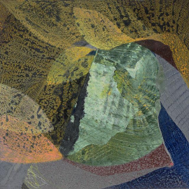 , 'Palimpsest 9,' 2017, Galerie Kornfeld