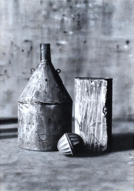 , 'Greycolor # 1,' 2008, Il Chiostro Arte Contemporanea