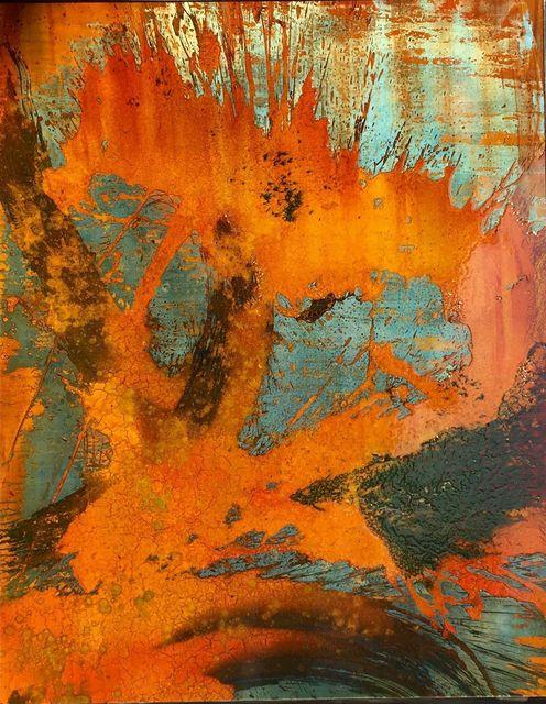 , 'TD 1 (Autumn),' 2016, Thomas Deans Fine Art