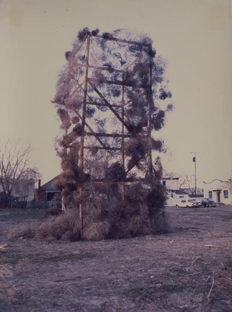 , 'Tumbleweeds Catcher,' 1972, Galleria Giovanni Bonelli