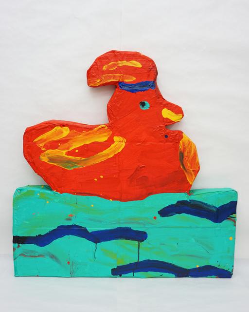 Misaki Kawai, 'Chonmage Duckie', 2019, V1 Gallery