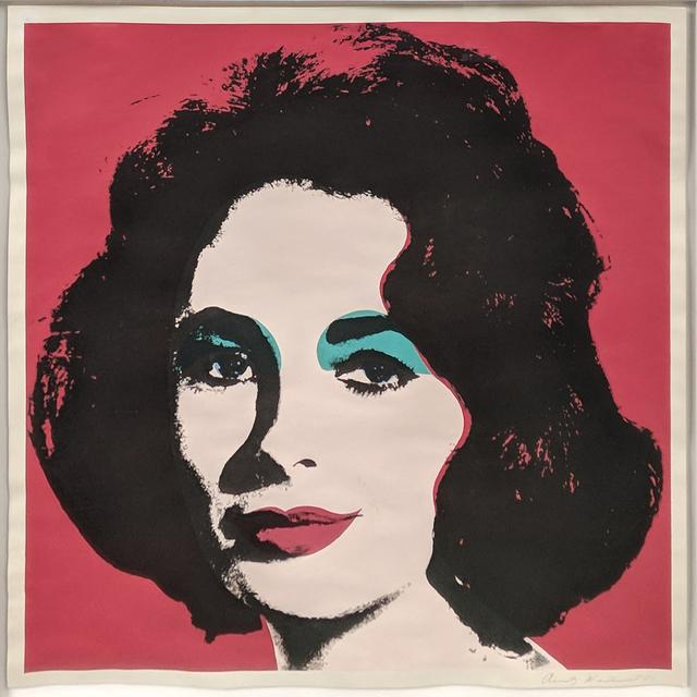 Andy Warhol, 'LIZ FS II.7', 1967, Gallery Art