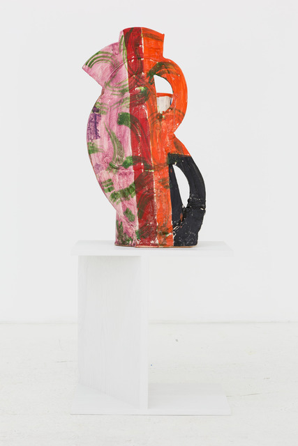 , 'Hot Vase,' 2011, Nina Johnson