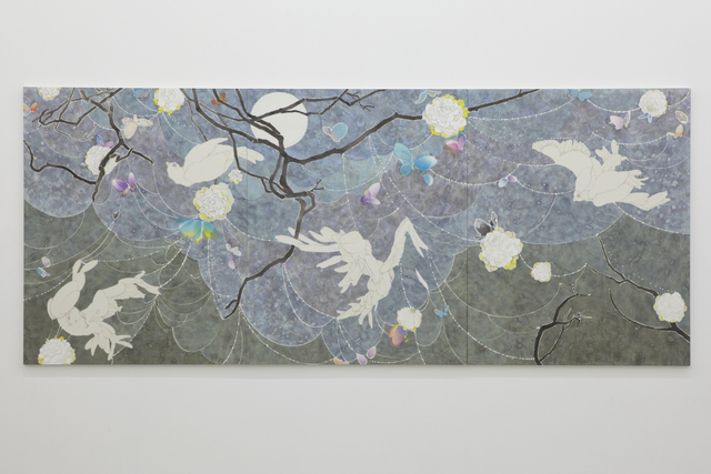 , 'Breathing at rest with tears behind,' 2012-2013, Tomio Koyama Gallery