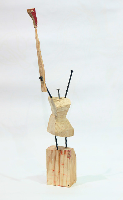 , 'Woman with Torch (from Utopian Skeleton series),' 2014, XL Gallery