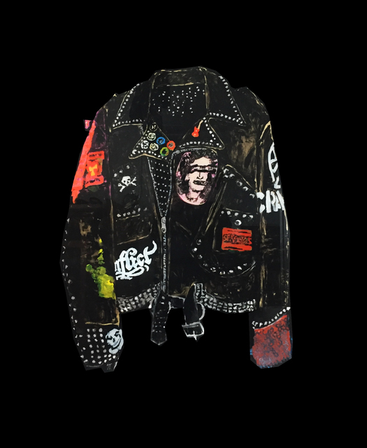, 'Jacket with Sex Pistols Patch,' 2018, V1 Gallery