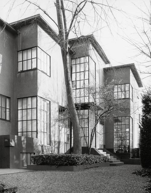 , 'Bruxelles (Villa Brunnenstein),' 1997, Thomas Fischer
