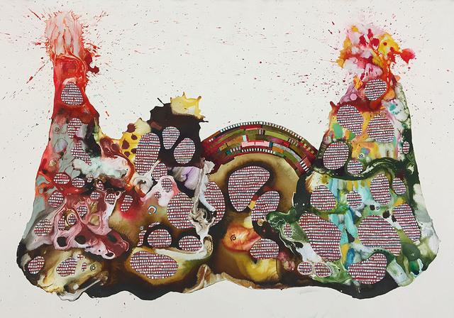 , 'Re-imagined 2,' 2015, Denise Bibro Fine Art