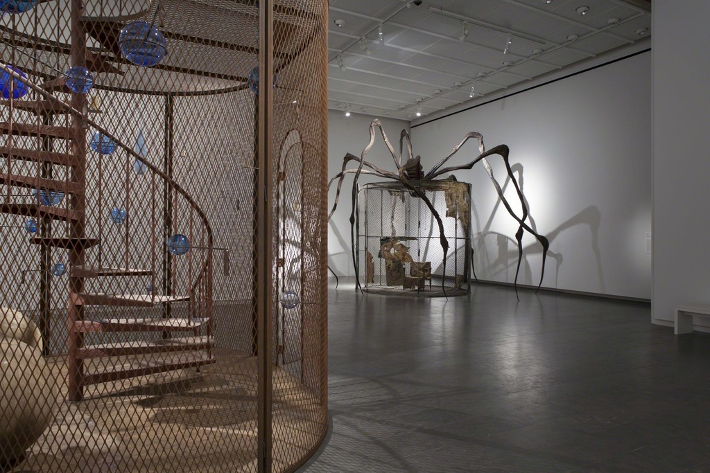 LOUISE BOURGEOIS - Structures of Existence: The Cells 13.10. 2016 - 16.2. 2017 Louisiana Museum of Modern Art, Humlebæk, Danmark Fotograf: Poul Buchard / Brøndum & Co. ©The Easton Foundation