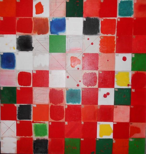 , 'Squares,' 1995, Jorge Mara - La Ruche