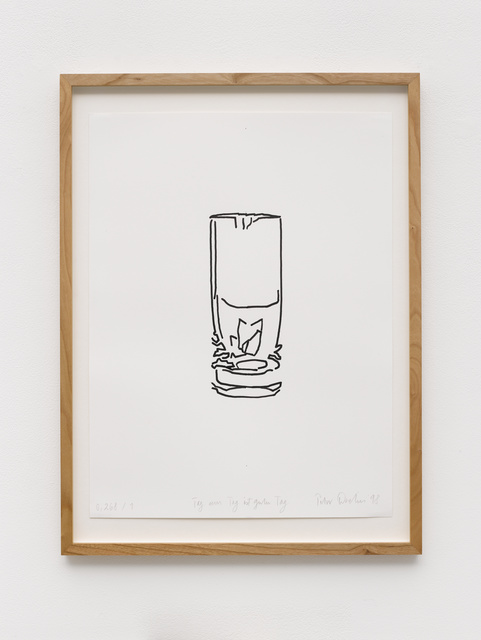 Peter Dreher, 'Untitled (0,268)', 1998, White Cube