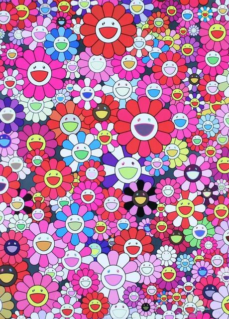 Takashi Murakami, 'An Homage to Monopink, 1960 C', 2012, Vogtle Contemporary