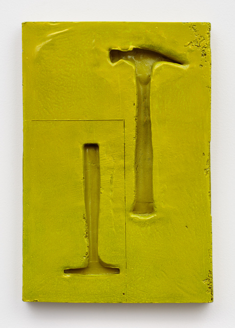, 'Double Hammer,' 2018, Ribordy Contemporary