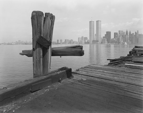 , 'Hudson River Pier, Jersey City, New Jersey,' 1979, Bernheimer Fine Art