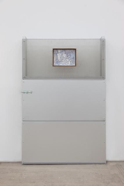, 'Paxton, Chareau, Archigram - independence of continuum,' 2015, Bortolami