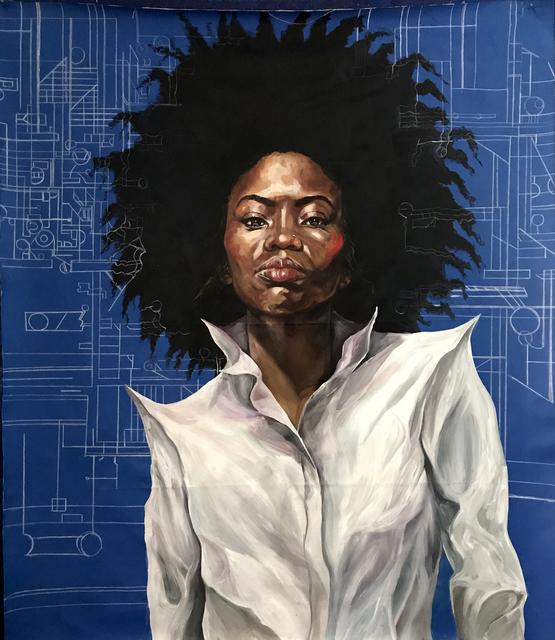 , 'Humble Beginning,' 2018, Art Village Gallery