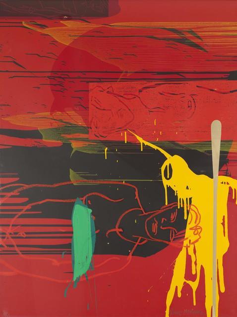 Bruce McLean, 'Horizontal Dawn', 1991, Jill George Gallery