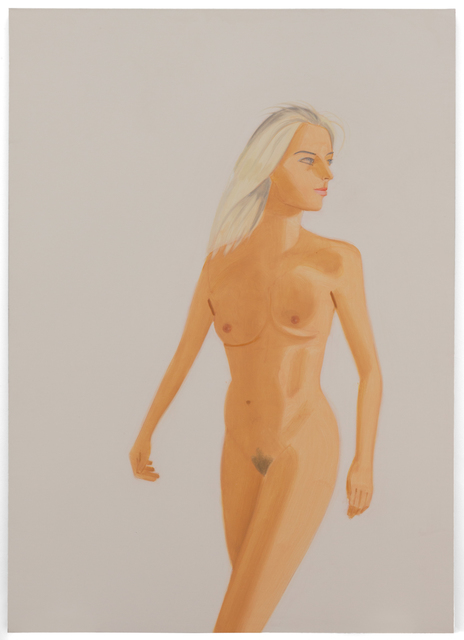 , 'Nude 1,' 2009, The Page Gallery