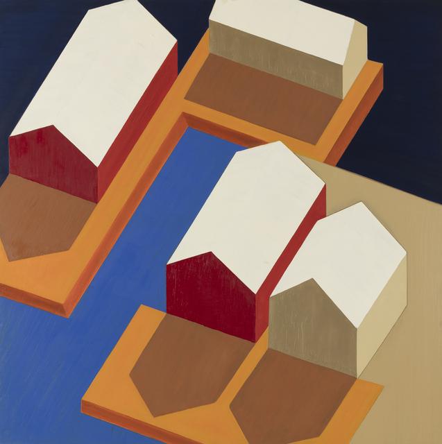 , 'Ranch Compound,' 2017, Desta Gallery