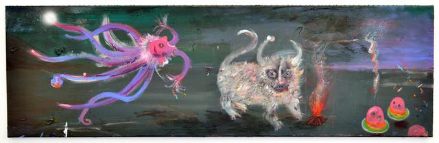 , 'Störe Ich?,' 2016, Marie Kirkegaard Gallery