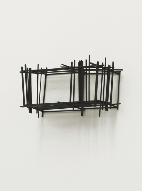 , 'Black shack,' 2013, Galerie Bart