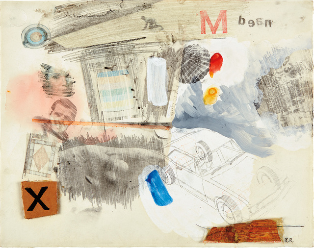 Robert Rauschenberg, 'Untitled', 1967, Phillips