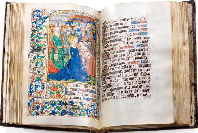 , 'The Hours of Françoise de Foix (use of Bayeux),' c. 1480-1490 , Les Enluminures