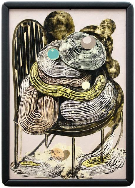 , 'untitled (Stuhl III),' 2016, galerie burster
