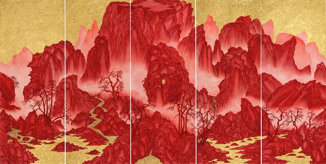 , 'Brain Landscape II: Boundless  ,' 2015, Tina Keng Gallery