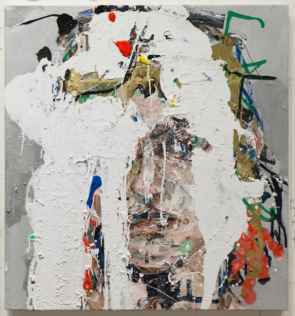 John Copeland, 'Cadillac On Fire', 2017, V1 Gallery