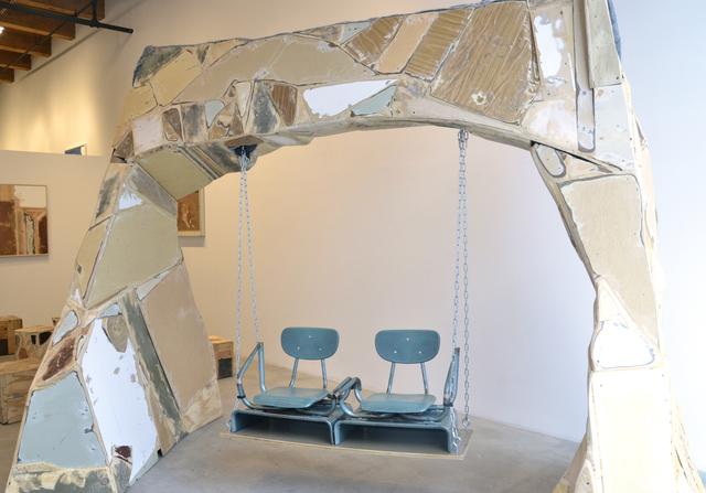 , 'Swingset,' 2015, Rhona Hoffman Gallery