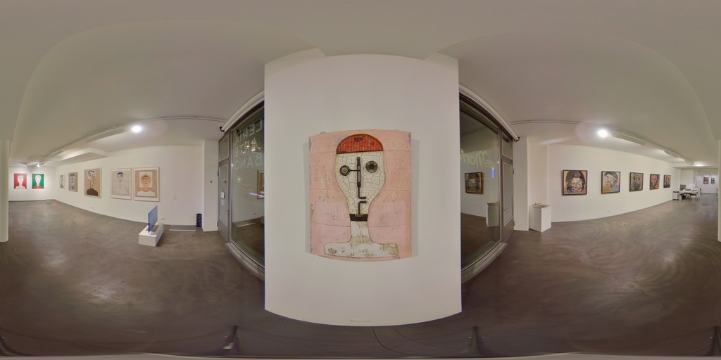 360 degree gallery view
