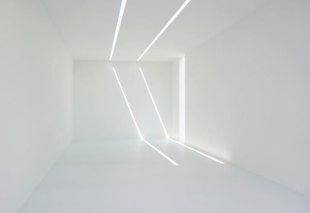 , 'Vedute sul tempo circolare, in prospettiva #7 (1,18p.m.),' 2009, Alfonso Artiaco