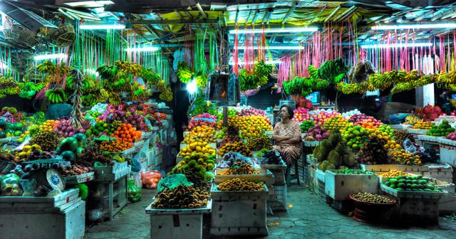 , 'Fruit Market - Siem Reap - Cambodia,' 2010, UNIX Gallery
