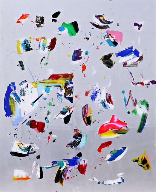 , 'ATLAS ( Silver),' 2017, Aurora Vigil-Escalera Art Gallery