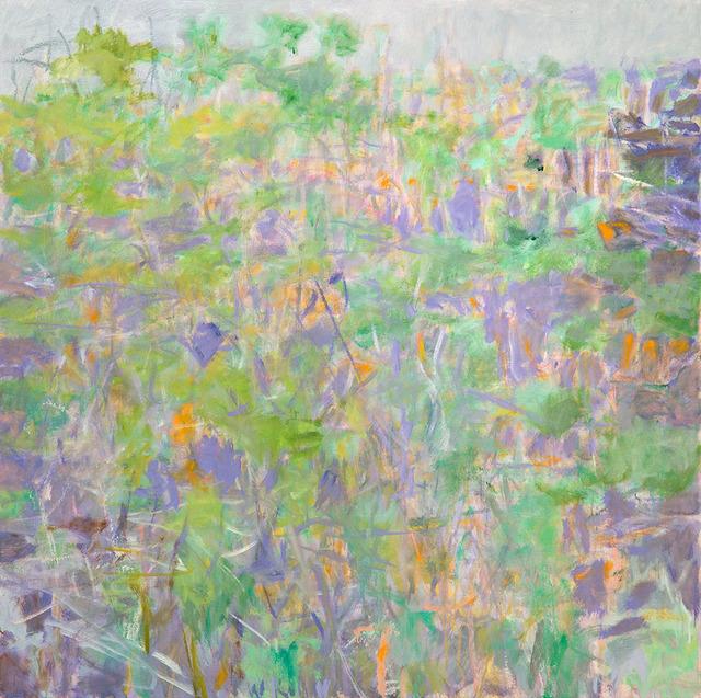 , 'TENDING TOWARD GREEN,' 2005, Jerald Melberg Gallery