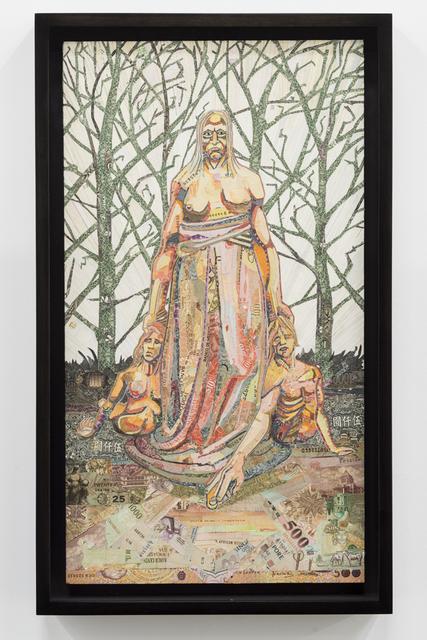 , 'Thanatopsis,' 2014, Rosamund Felsen Gallery