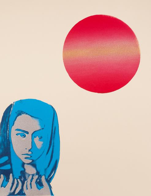 , 'Luna Roja,' 2016, Try it ART