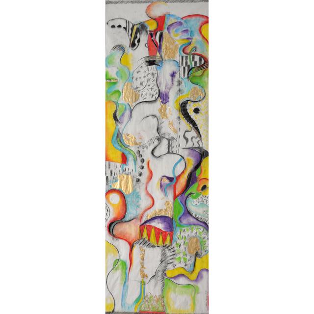 , 'Homage to JZ,' 2015, Carter Burden Gallery