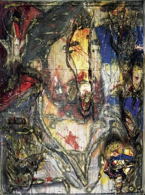 , 'Fidel,' , SimonBart Gallery
