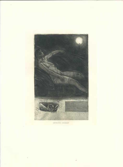 Félicien Rops, 'Détritus humain', 1906, Sylvan Cole Gallery