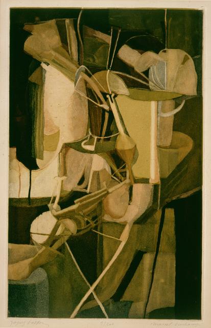 , 'La Mariée,' 1934, Francis M. Naumann Fine Art