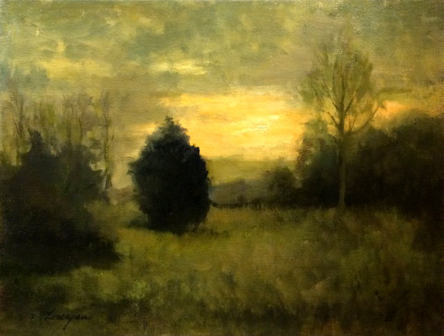 , 'A Quiet Place,' , Beverly McNeil Gallery