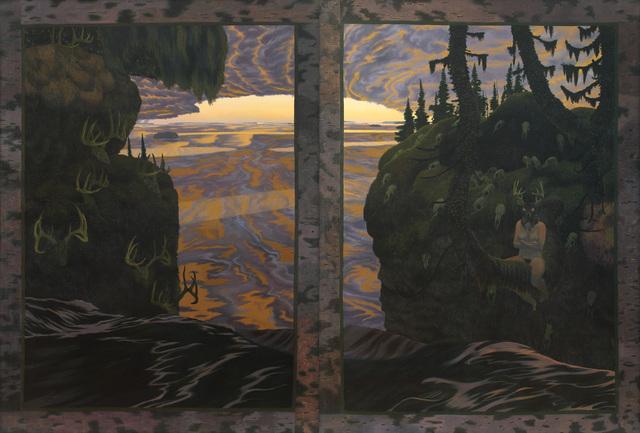 , 'Skull River Falls,' 1975, Alexandre Gallery