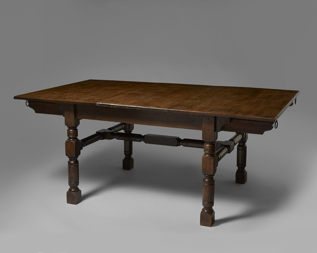 , 'Dining Table,' English 1870s, H. Blairman & Sons Ltd