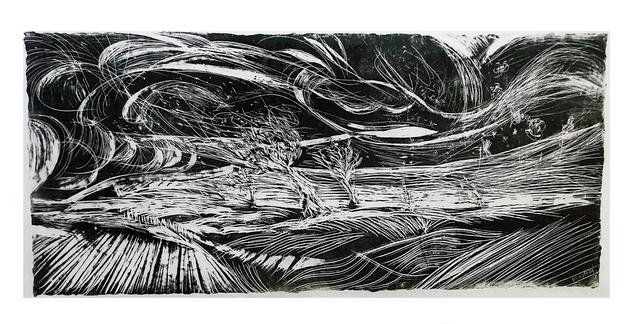 , 'Flanders,' 2018, Agnès Szaboova Gallery